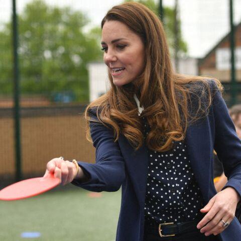 Kate Middleton et William jouent au ping-pong: cette vidéo cocasse