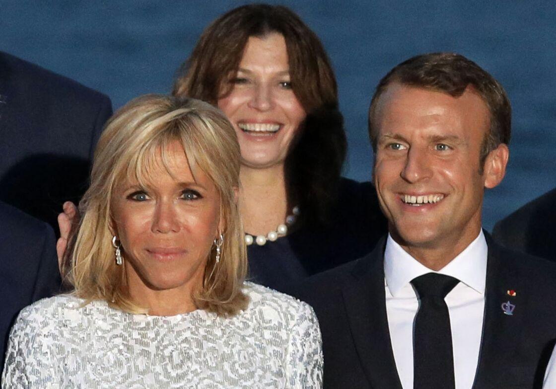 Brigitte Macron et la demi queue de cheval : à chaque fois, elle gagne 5 ans !