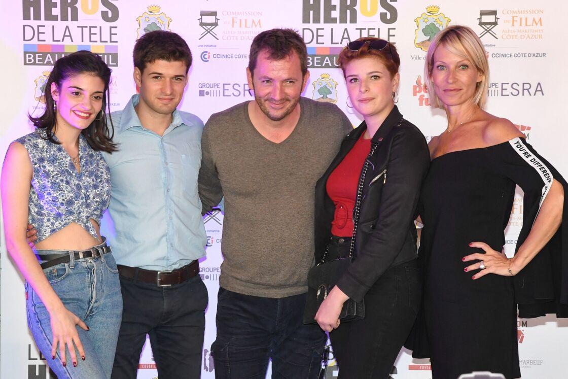 Eléonore Sarrazin, Grant Lawrens, guest, Rebecca Hampton - 7ème édition du Festival des