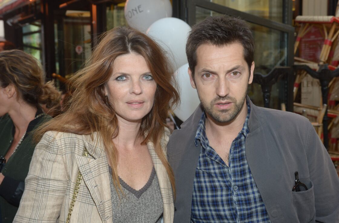 Gwendoline Hamon et Frédéric Diefenthal