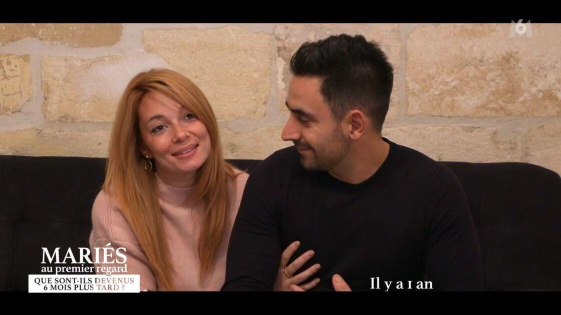 Delphine et Romain, candidats de la saison 4 de Mariés au premier regard, semblaient toujours amoureux et complices lors de leur bilan, diffusé en 2020.