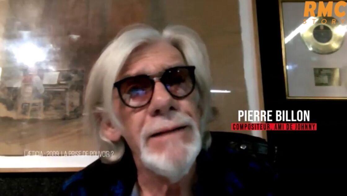 Pierre Billon intervient dans le documentaire de RMC Story