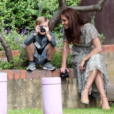 PHOTOS – Letizia d'Espagne, Kate Middleton, Meghan Markle: les stars du gotha fans des espadrilles
