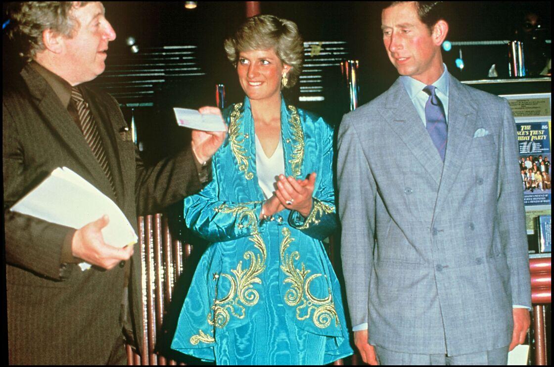 Charles et Diana, le 10 juin 1986