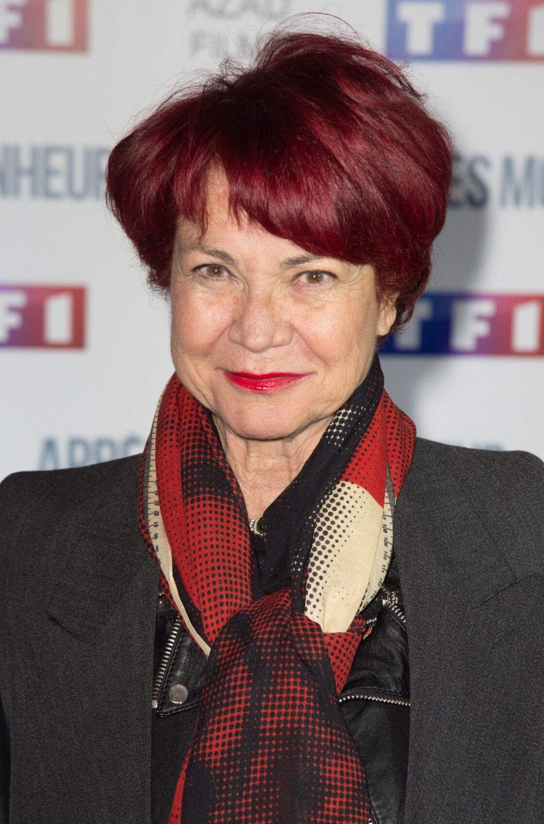 Pascale Breugnot en 2016.