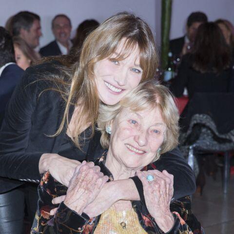 PHOTO – Carla Bruni: sa mère Marisa en forme à 91 ans, elle dévoile un rare cliché