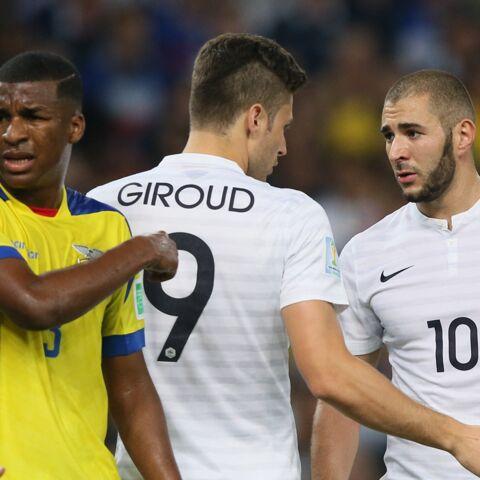 Karim Benzema: où en est sa rivalité avec Olivier Giroud?