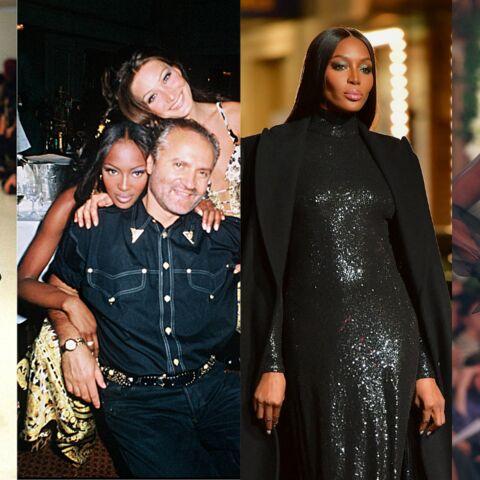 PHOTOS – Naomi Campbell a 51 ans: retour sur ses plus beaux looks