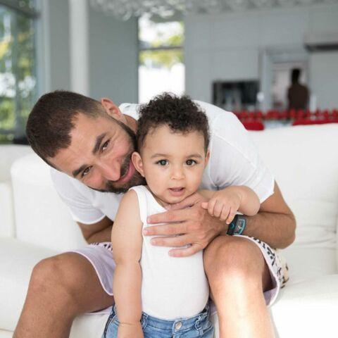 PHOTOS – Karim Benzema: son fils Ibrahim est son portrait craché