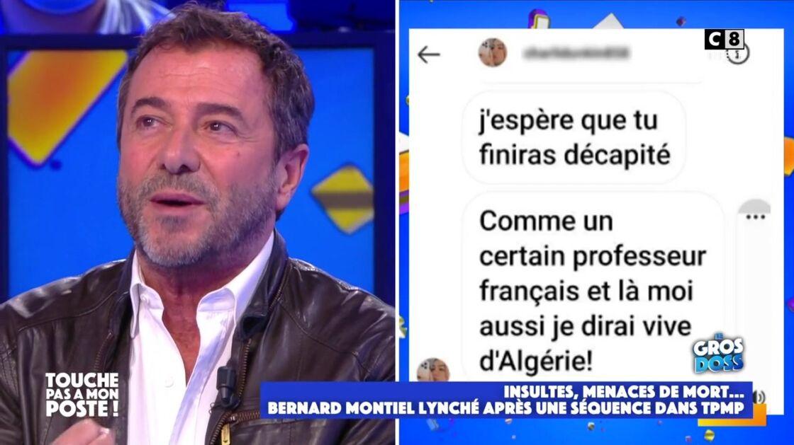 Bernard Montiel, victime de cyber-harcèlement, dévoile le message particulièrement choquant d'un internaute