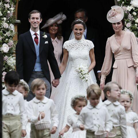 PHOTOS – Kate Middleton, Charlotte Casiraghi: les plus belles robes du gotha pour un mariage