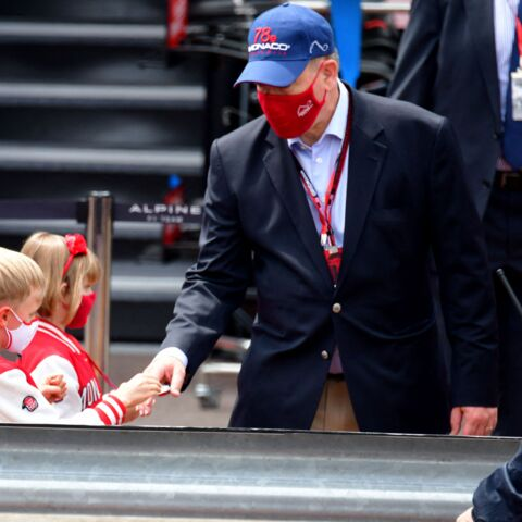 PHOTOS – Gabriella et Jacques trop craquants pour une visite avant le Grand Prix de Monaco