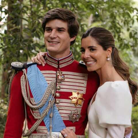 PHOTOS – Carlos Fitz-James et Belen Corsini: mariage de rêve pour un couple glam'