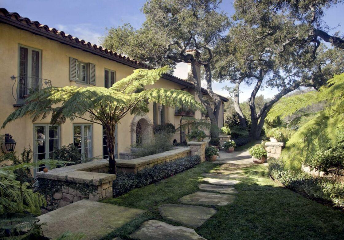 La villa de Meghan et Harry à Montecito