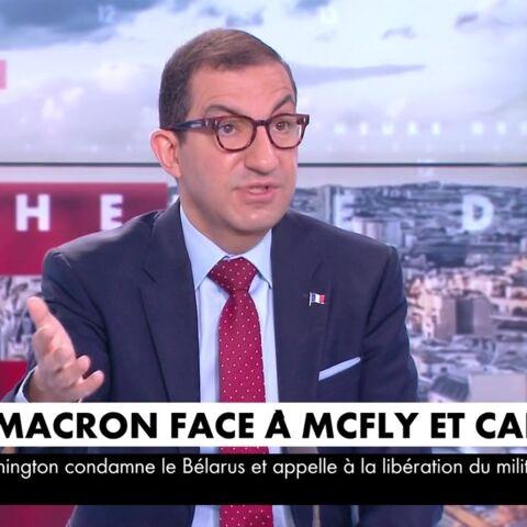 VIDÉO – Mc Fly et Carlito les «idiots utiles» d'Emmanuel Macron: Jean Messiha vindicatif