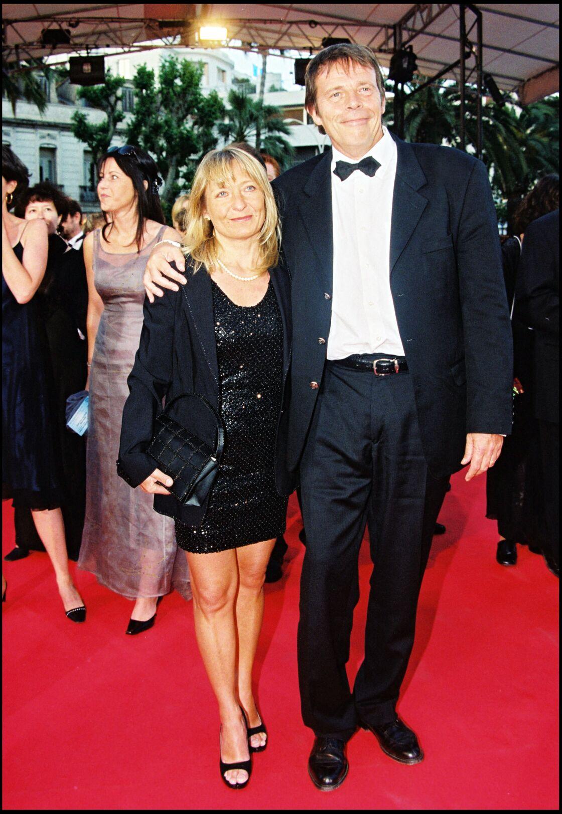 Pierre et Françoise Bachelet, le 19 mai 2000 au festival de Cannes
