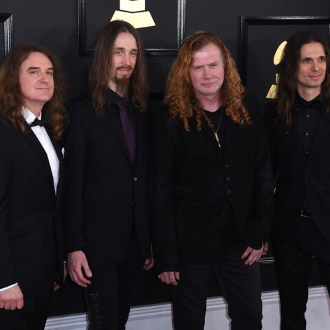 Megadeth exclut son bassiste après un scandale sexuel
