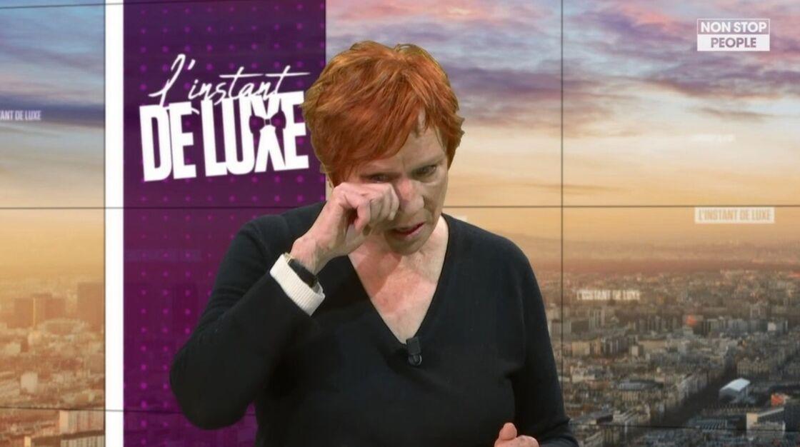 Eva Darlan et Jordan De Luxe dans L'instant De Luxe, ce mercredi 26 mai 2021.