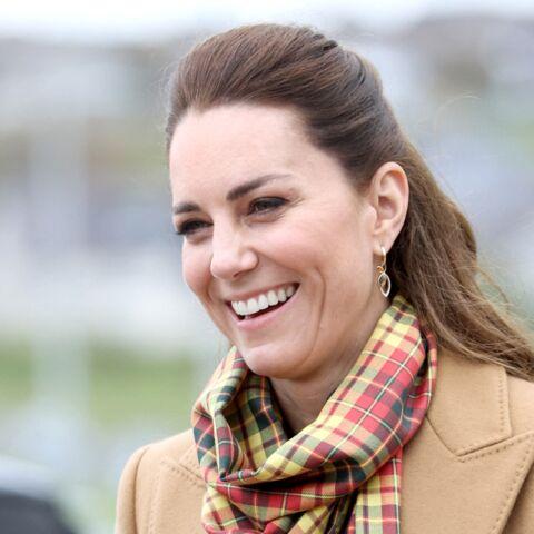 PHOTOS – Kate Middleton: cette paire de boucles d'oreilles qu'elle ne quitte plus