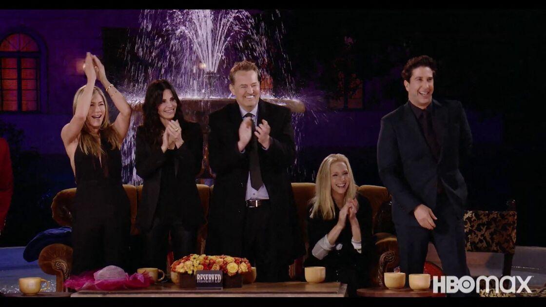 L'épisode spécial de Friends arrive en France le 27 mai 2021. Les six héros de la série se retrouvent après 17 ans d'absence.