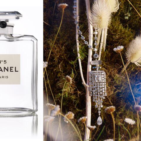 Bijoux: découvrez la collection N°5 de Chanel l