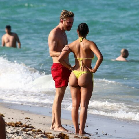 PHOTOS – David Guetta: vacances caliente avec sa jeune compagne Jessica