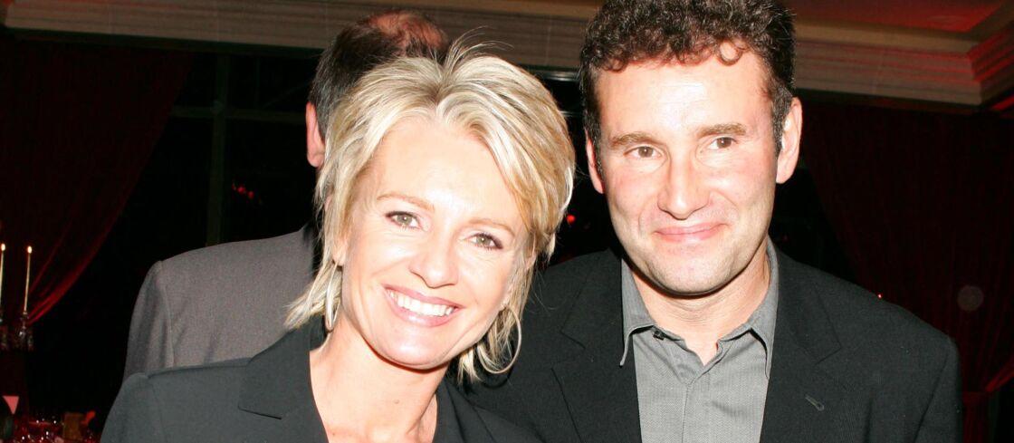 Sophie Davant et son ex-mari Pierre Sled