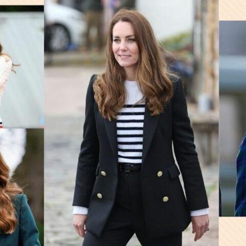 PHOTOS – Kate Middleton: ses plus beaux looks en Ecosse avec William