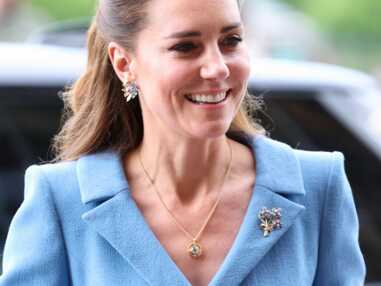 PHOTOS - Kate Middleton :  toutes ses tenues en Ecosse en mai 2021