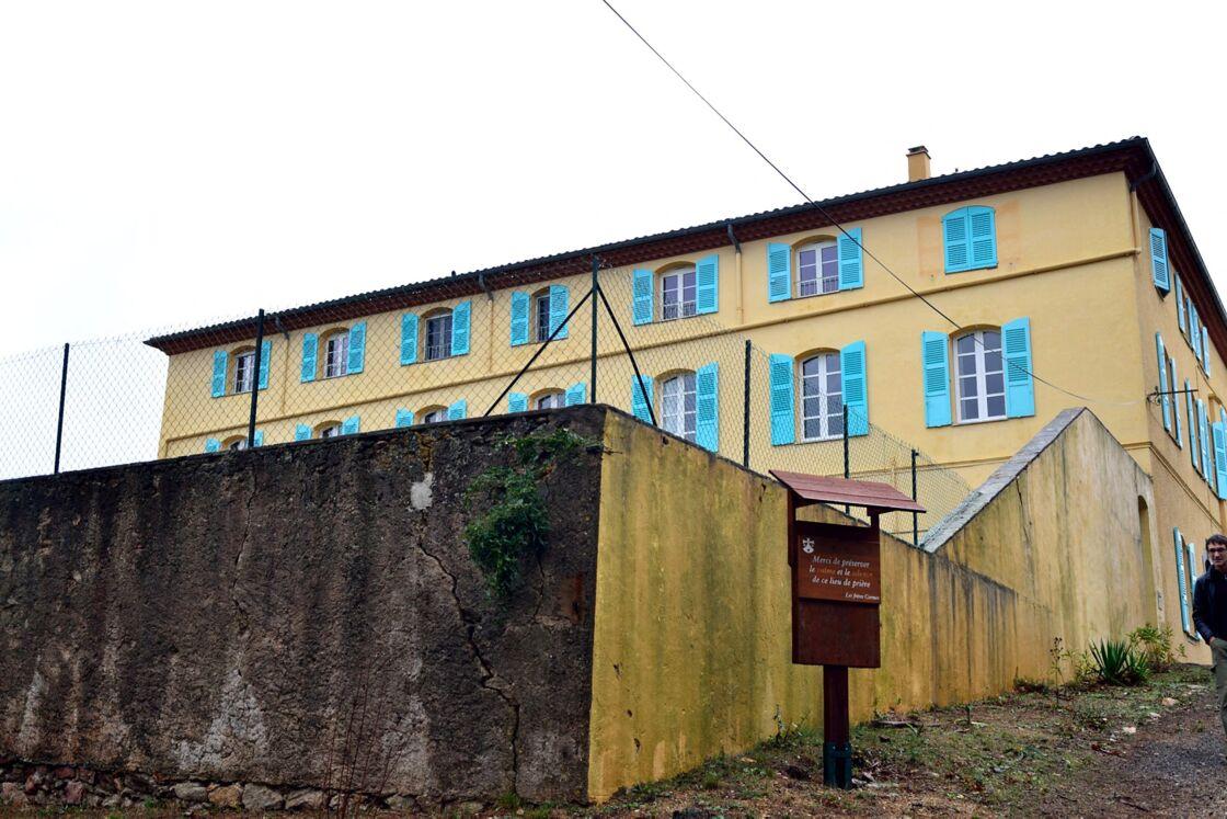 Le monastère de Roquebrune-sur-Argens, fouillé en 2018 par la police