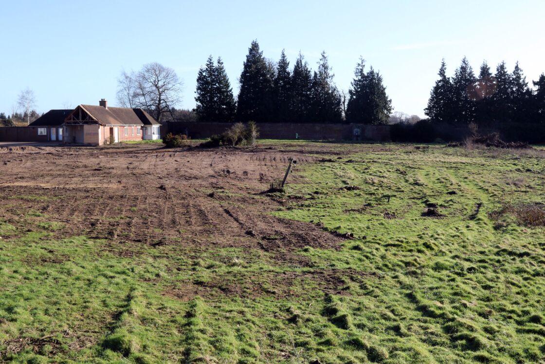 Sunninghill Park, l'ancienne demeure du prince Andrew a été complètement démolie
