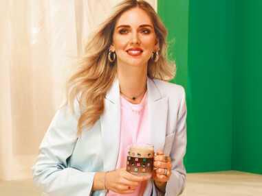 PHOTOS - Chiara Ferragni, nouvelle ambassadrice Nespresso : zoom sur sa collection pop et colorée