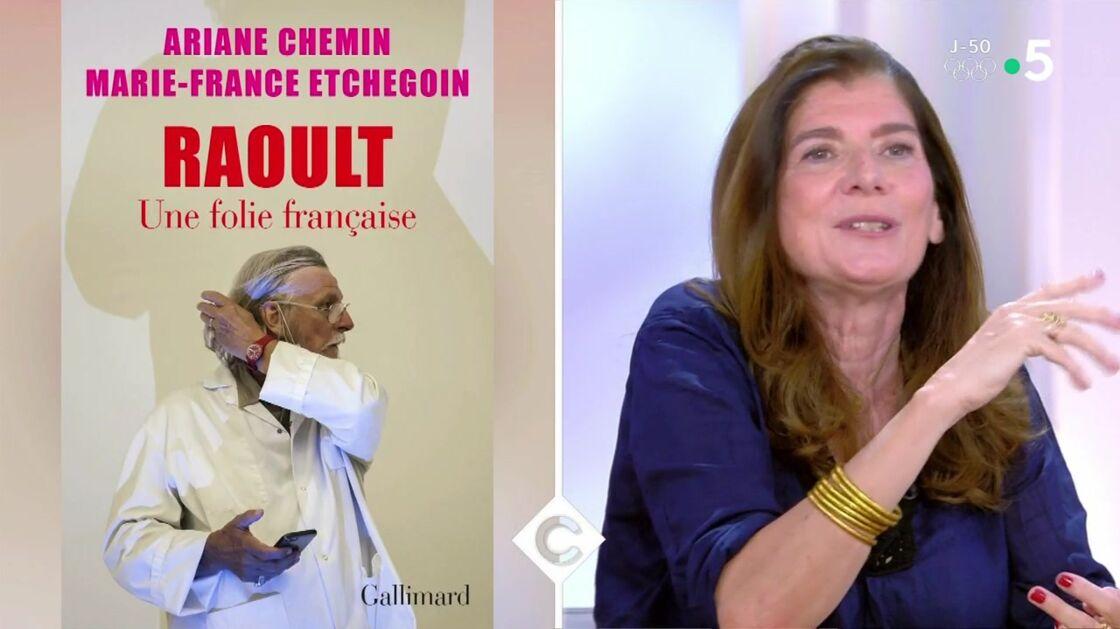 Ariane Chemin, grand reporter au journal Le Monde