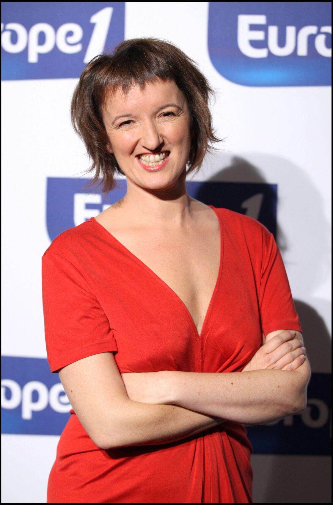 Anne Roumanoff le 31 aout 2009 à Paris