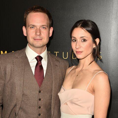 Meghan Markle: son mari dans la série Suits, Patrick J. Adams, papa pour la 2e fois