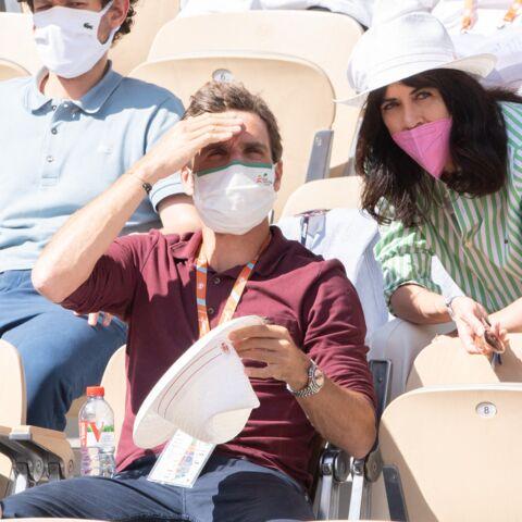 PHOTOS – Nolwenn Leroy et Arnaud Clément toujours aussi amoureux à Roland Garros