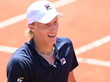 PHOTOS - Roland Garros 2021 : découvrez Leo Borg, fils et sosie de Björn Borg, qui fait sensation