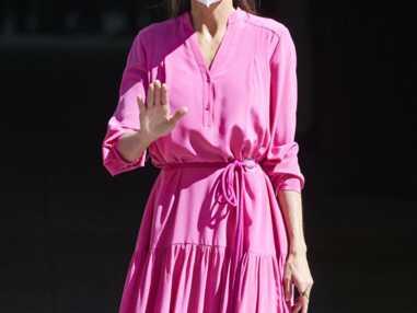 PHOTOS - Jenifer, Kate Middleton, elles portent toutes du rose, couleur tendance de l'été 2021