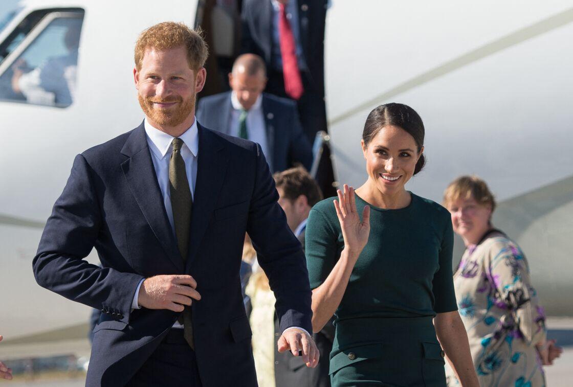 Meghan et Harry ont déménagé à Santa Barbara en juillet 2020.