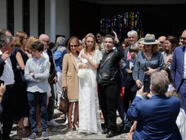 PHOTOS - Le mariage de Laura Smet et de Raphaël Lancrey-Javal