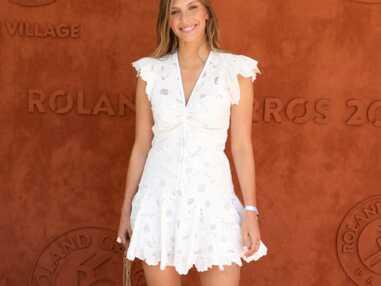PHOTOS - Les stars en robe blanche tendance été 2021