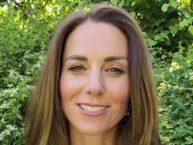 PHOTOS - Kate Middleton en beauté pour le lancement de son grand projet