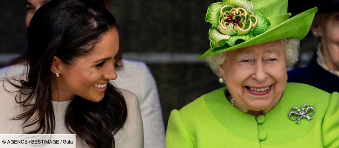 Meghan Markle prend date avec Elizabeth II - Gala