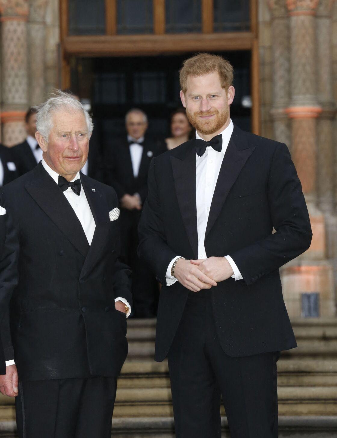 Rien ne va plus entre le prince Harry et son père, le prince Charles