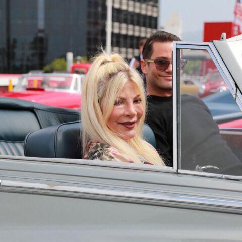 PHOTOS – Tori Spelling méconnaissable: l'actrice de «Beverly Hills» victime des ravages de la chirurgie esthétique