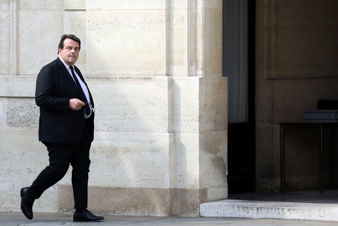 Thierry Solère en juin 2020 à Paris.