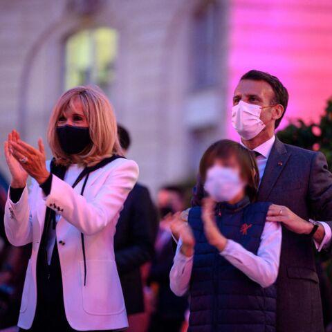 PHOTOS – Emmanuel et Brigitte Macron fêtent la musique avec leur petit-fils à l'Elysée