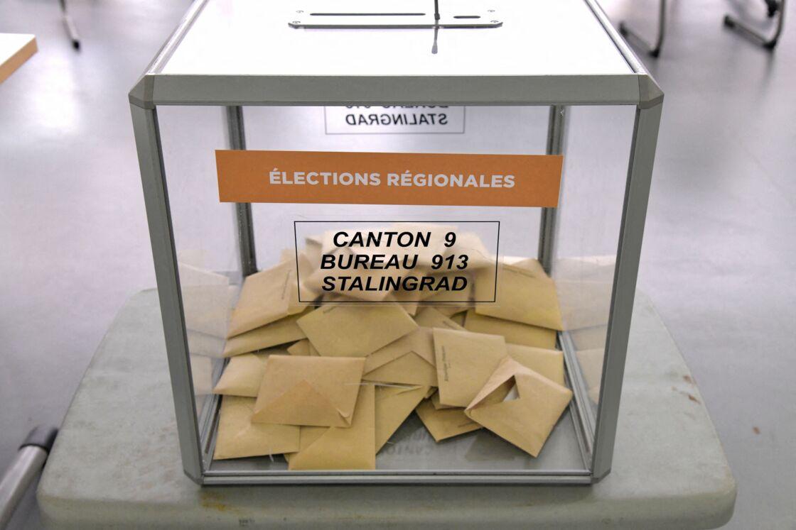 Les élections régionales et départementales n'ont pas mobilisé les foules