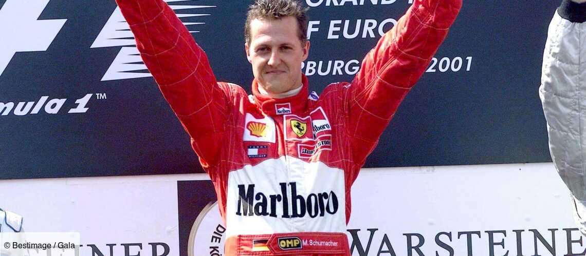 Michael Schumacher : cet « handicap » enfin dévoilé - Gala