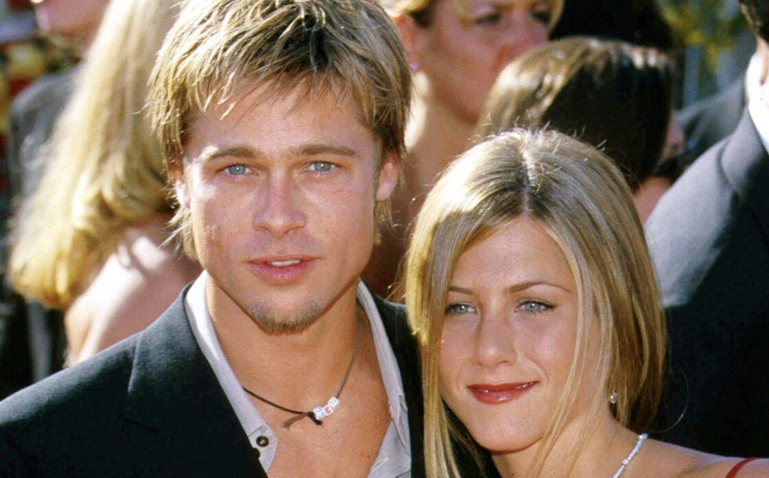 Brad Pitt et Jennifer Aniston, le 23 novembre 2011